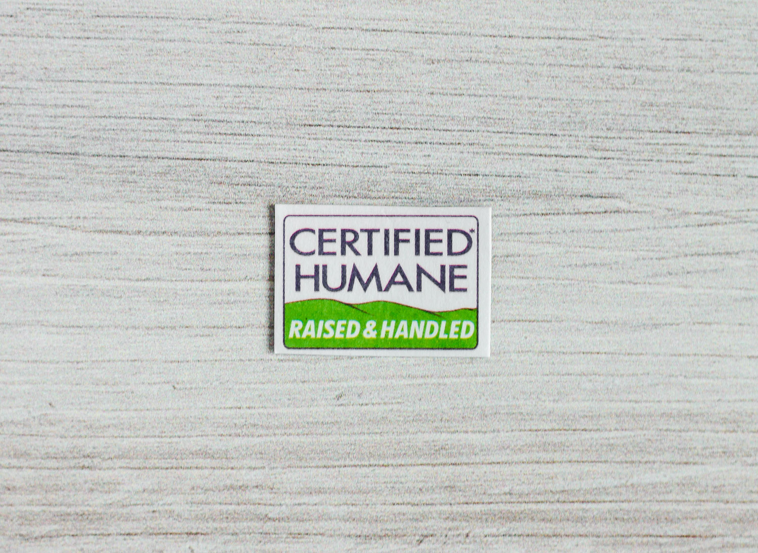 "image of ""certified humane""certification"